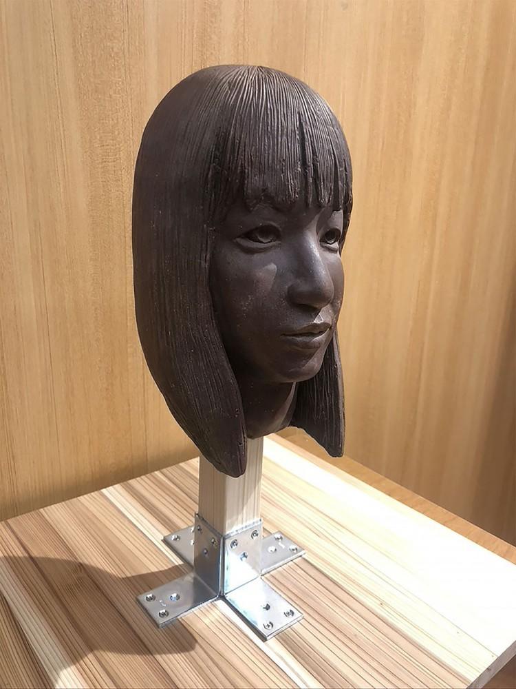 2020年 2年生 表現Ⅰ ファインアート 専攻 彫塑